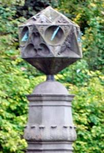 Icosaedro-de-Holyrood-detalle